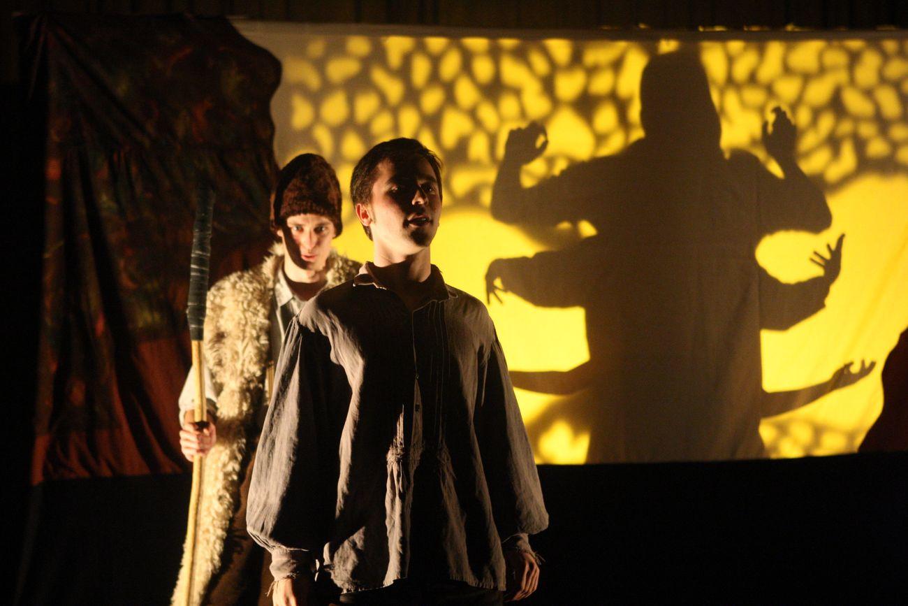Soltis Lajos színház - Fehérlófia