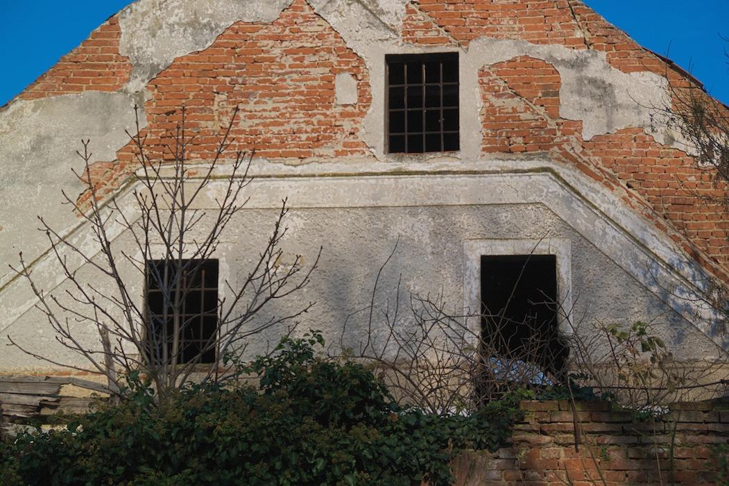 8f7806e81b A Sárvári Malom épülete a novemberi